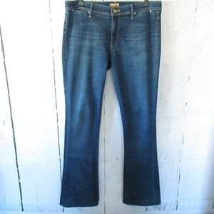Mother Jeans The Daydreamer Skinny Flare